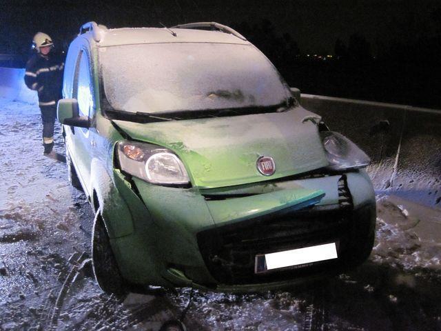 Viel Blechschaden, aber zum Glück keine Verletzten bei den Crashes auf der S4