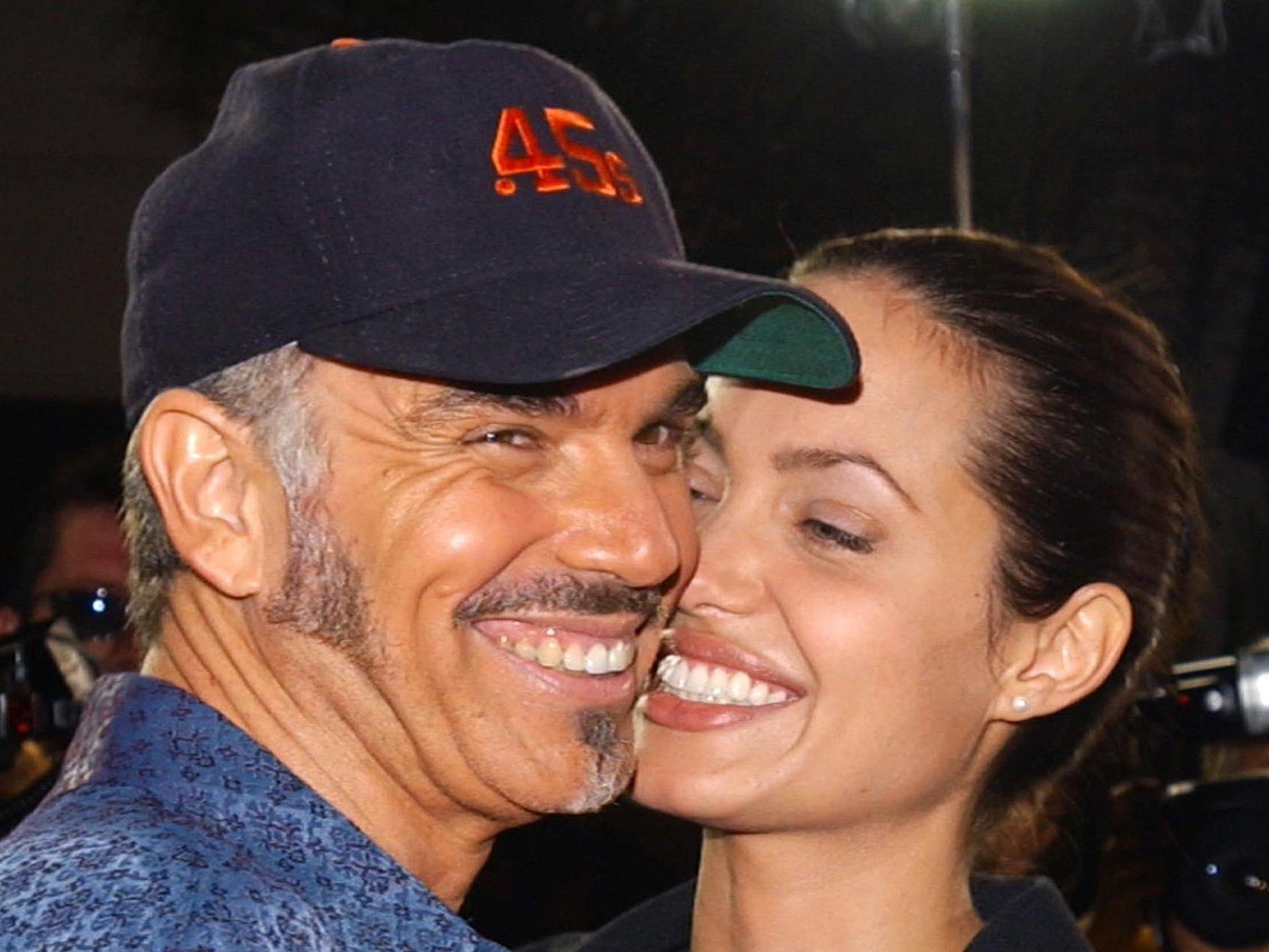 Konnten damals kaum die Finger voneinander lassen - Billy Bob Thornton und Angelina Jolie.