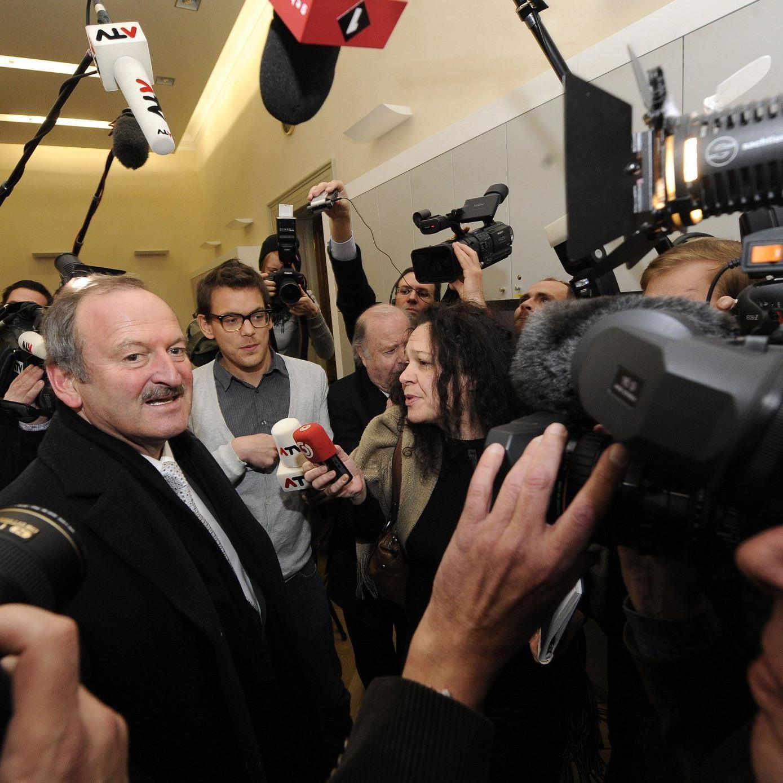 Für das größte Aufsehen sorgte bisher der Schmiergeldverdacht gegen das BZÖ und dessen früheren Vizekanzler Hubert Gorbach.
