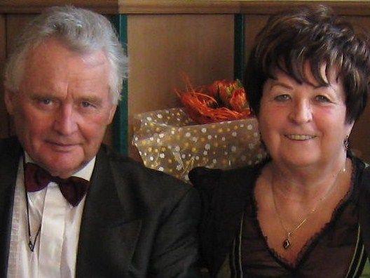 Auf ein arbeitsreiches Leben blicken Hedwig und Hermann Bischof an ihrem 50. Hochzeitstag zurück.