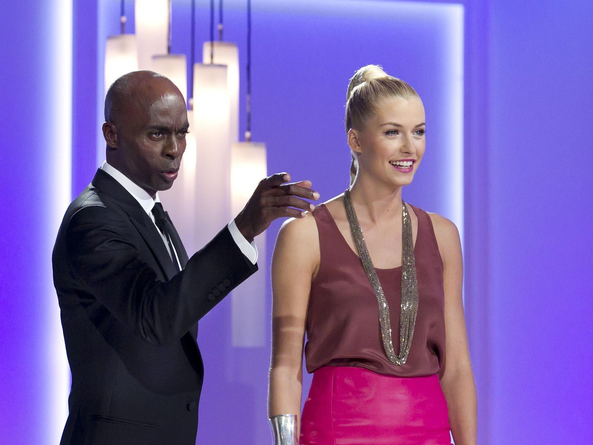 Bruce Darnell Als Juror Bei Austria S Next Topmodel Acom