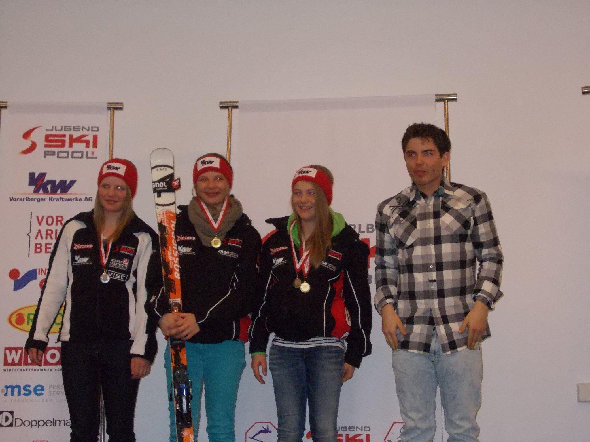 In Schuttannen und Laterns Gapfohl wurden die Landestitelkämpfe der Schüler ausgetragen.