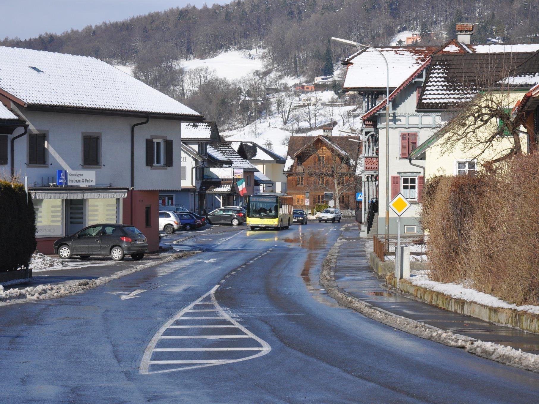 Baubeginn für das Projekt Walgaustrasse Vorstadt ist für März geplant.