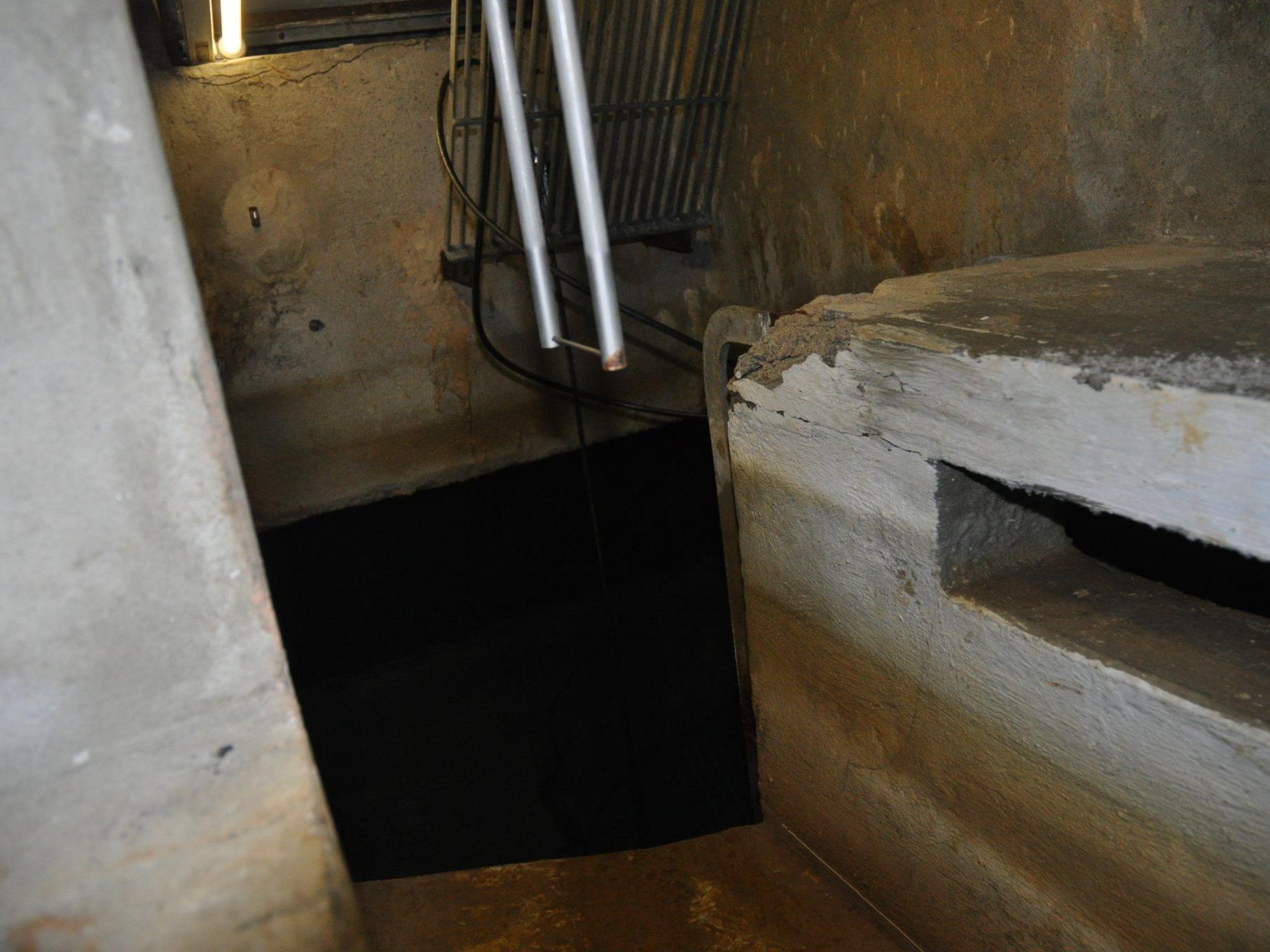 Die Trinkwasserzisternen in Röthis werden generalsaniert.