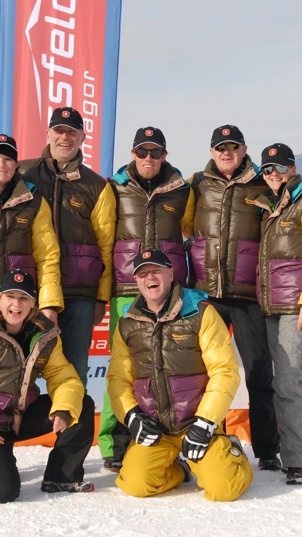Das Vorarlberger Schneggarei-Team aus Vorarlberg wurde Dritter in der Gesamtwertung.