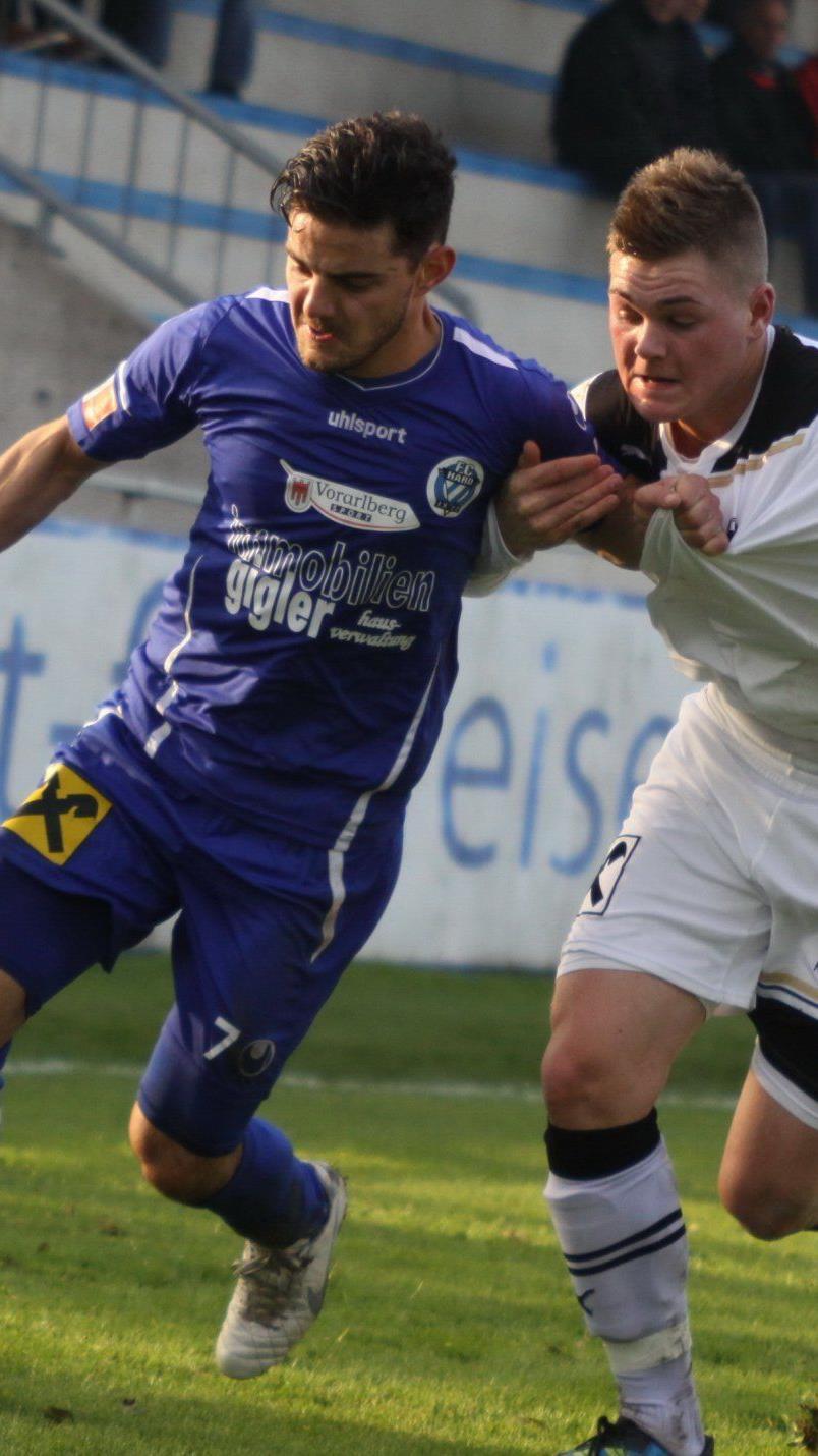 Ahmet Cil wechselt von Hard nach Hatlerdorf.