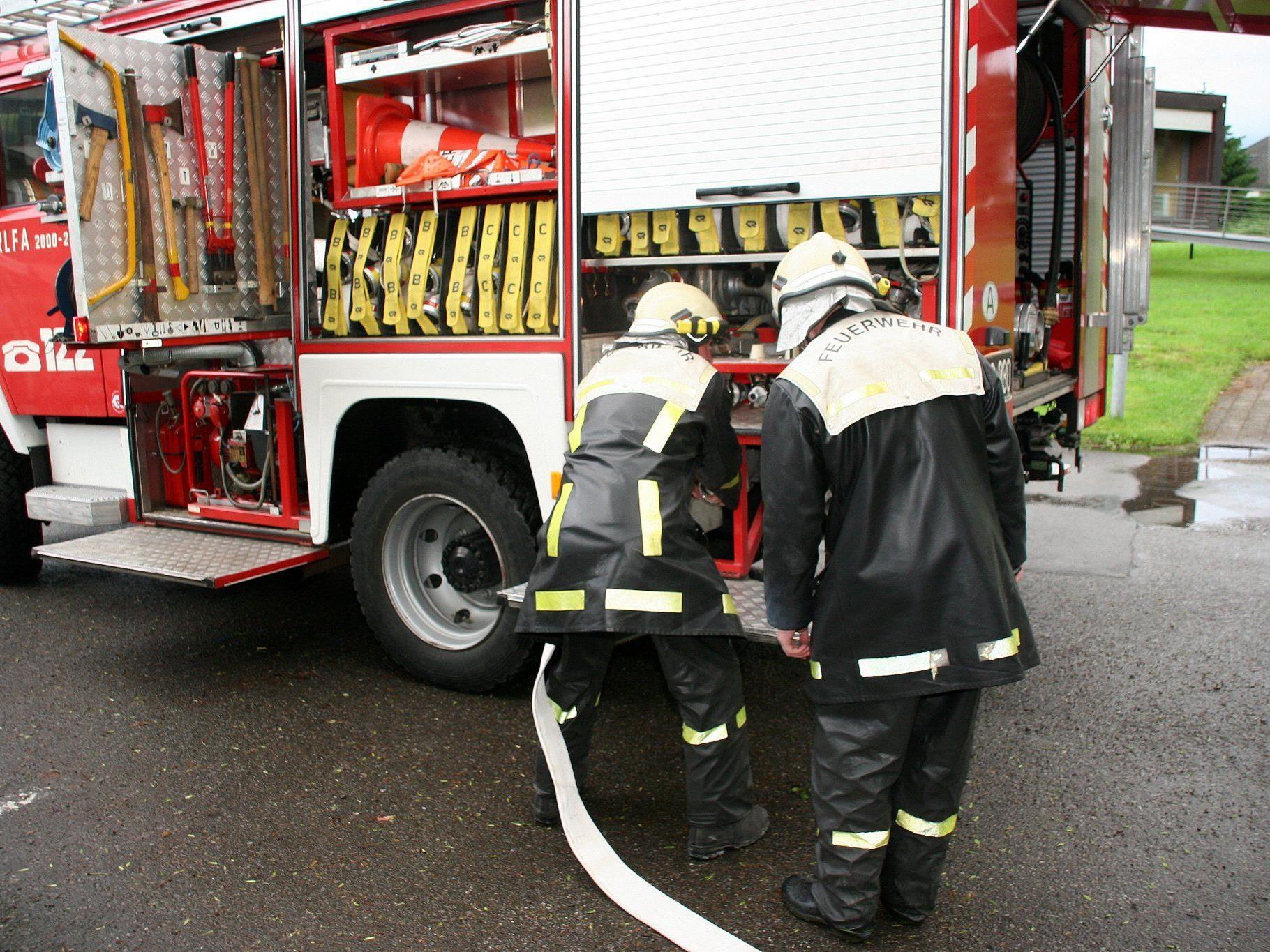 In Zeiten des Sparens sind auch bei der Feuerwehr verstärkte Kooperationen gefragt.