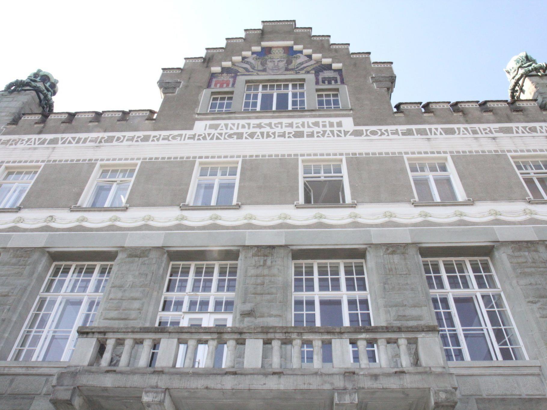 Ein 21-jähriger Bregenzer musste sich heute vor Gericht verantworten.