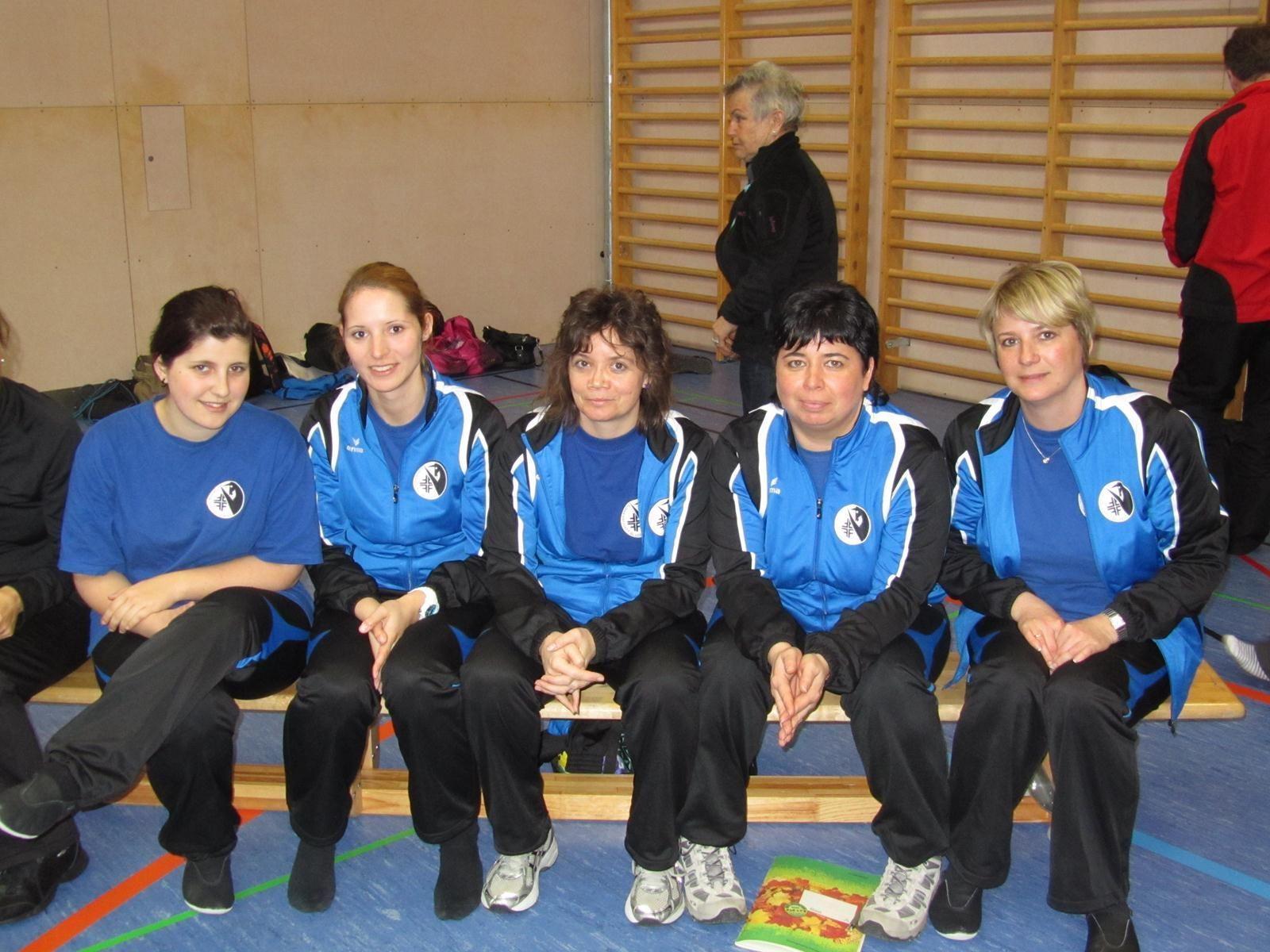 Die Riegenleiter der Turnerschaft Bludenz nahmen an der landesweiten Fortbildung teil.