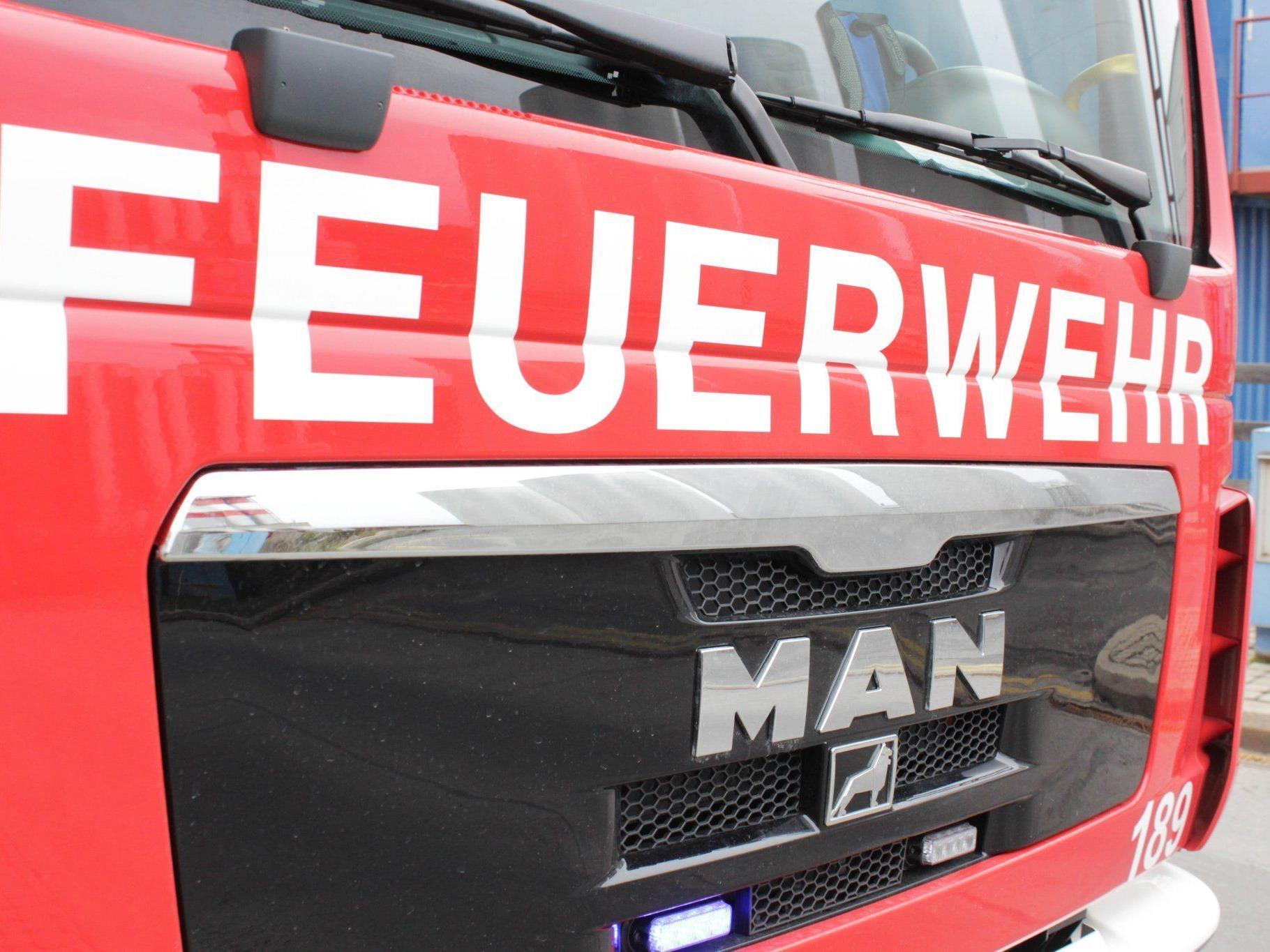 Viel Rauch, zum Glück nichts Gröberes passiert beim Brand in der Brigittenau