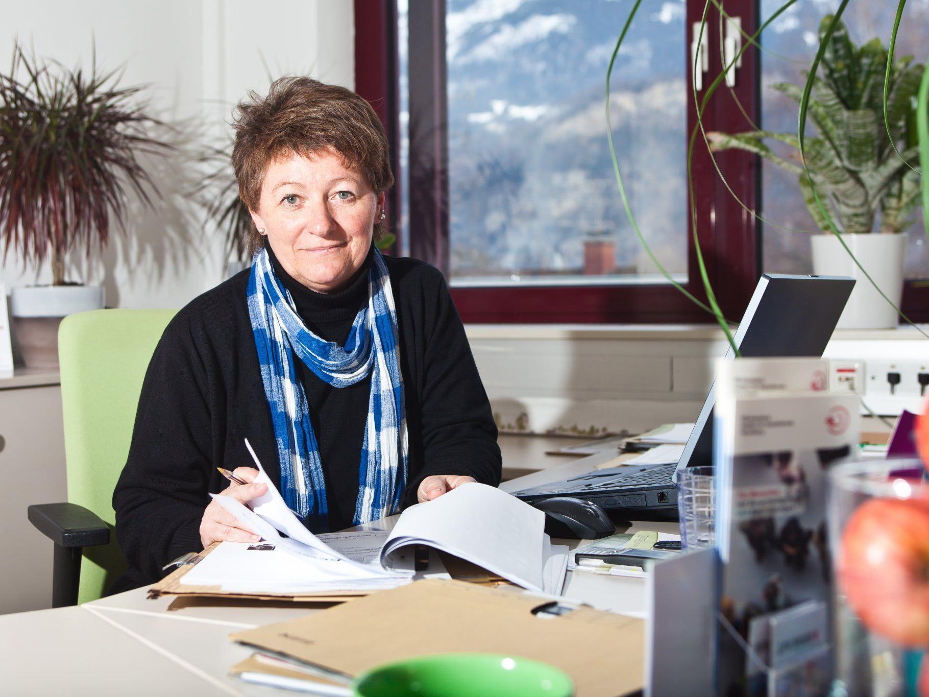 Wird Theresia Handler künftig am Egger Bürgermeistersessel sitzen?