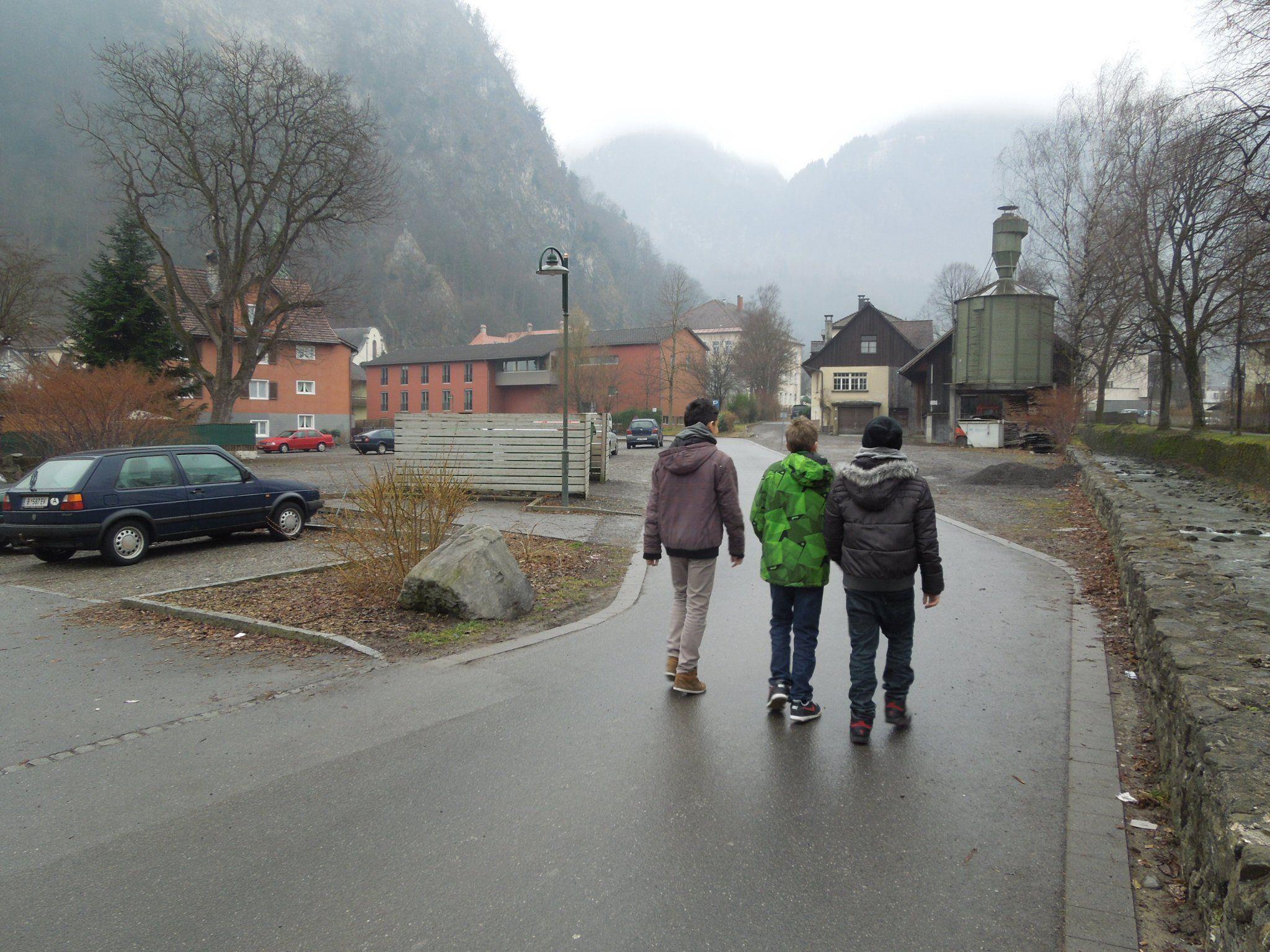 Wenn es um die Bebauung am Emsbach geht, möchten die Hohenemser Bürger mitreden.