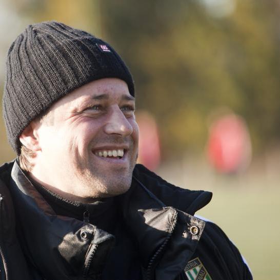 Austria Lustenau-Coach Helgi Kolvidsson hat die Qual der Wahl.