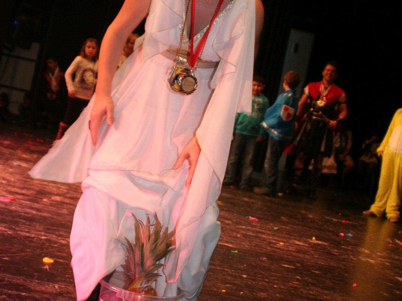 Einer der letzten Tänze im Fasching 2011/2012