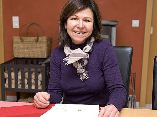 Was sie an Projekten organisiert, bereitet Judith Lutz akribisch genau vor.