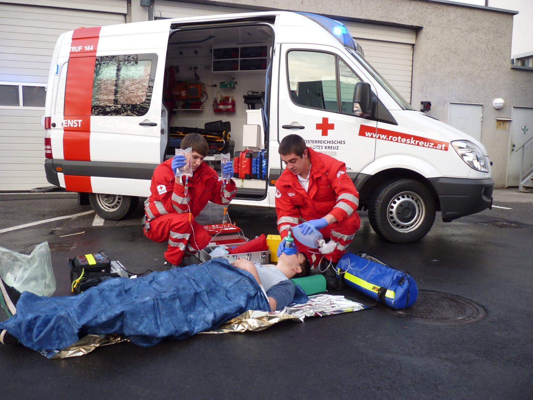 Rettungsabteilung Hohenems in Platznot