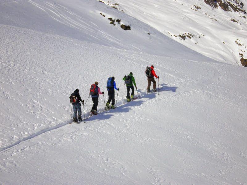 Die Naturfreunde Bludenz organisieren eine Skitourenwoche in der Silvretta.
