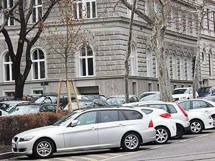 Das Parken in Wien ist ein ewiges Streitthema - die Gebührenerhöhungen bringen neuen Wirbel