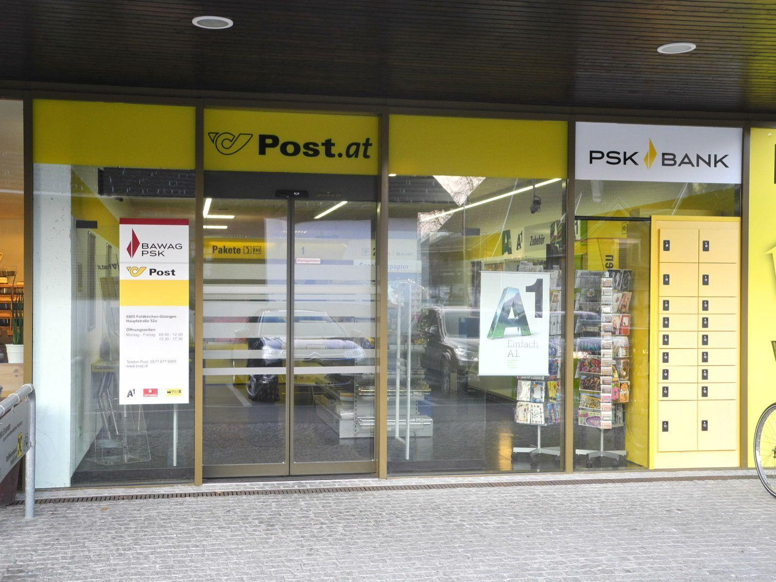 Gordana Sikarac wird neben Altenstadt auch die Postpartnerschaft in Gisingen betreiben