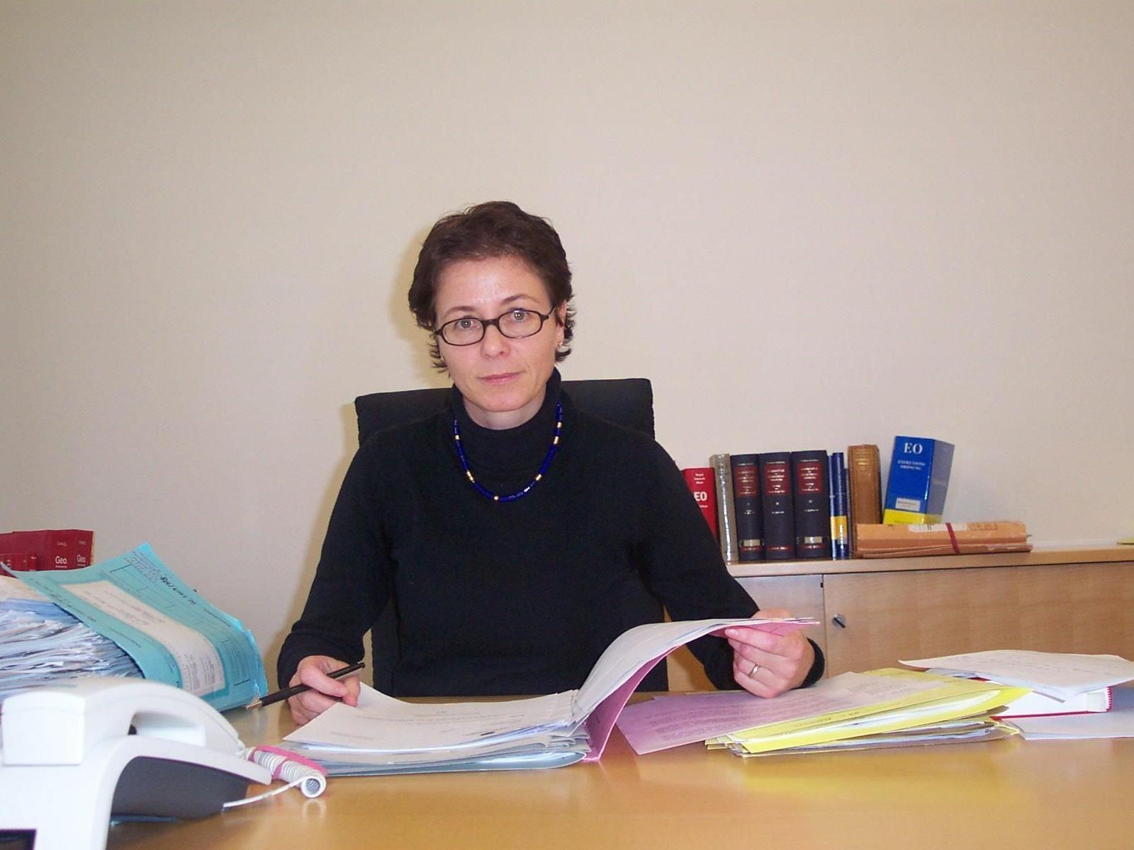 Ab 14. Mai wird das Verfahren gegen Landesgerichts-Vizepräsidentin verhandelt.