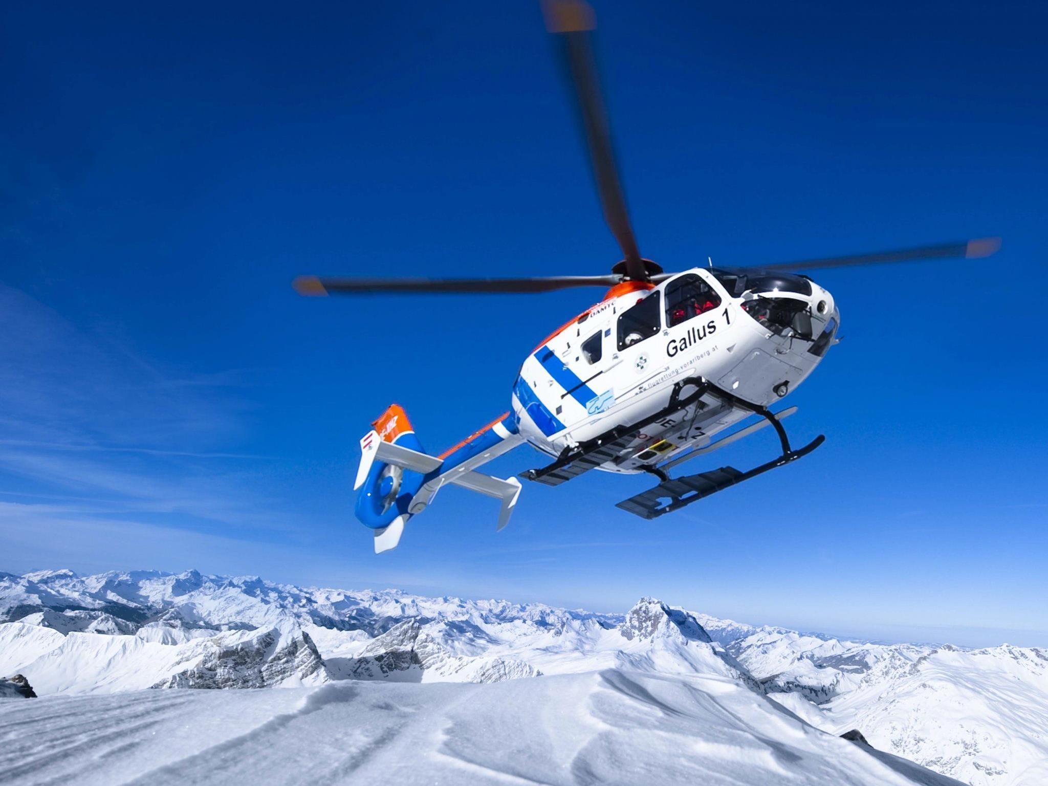 Vorarlbergs Flugrettung wehrt sich vehement gegen die Vorwürfe.