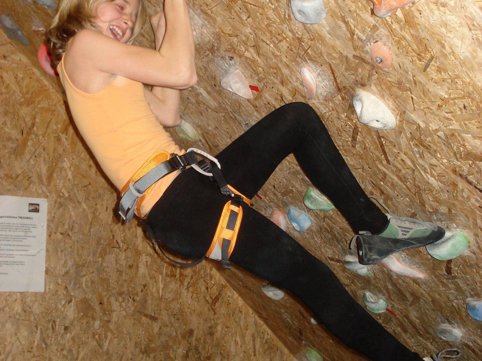 Kletterschnupperkurs in der Kletterhalle K1 in Dornbirn