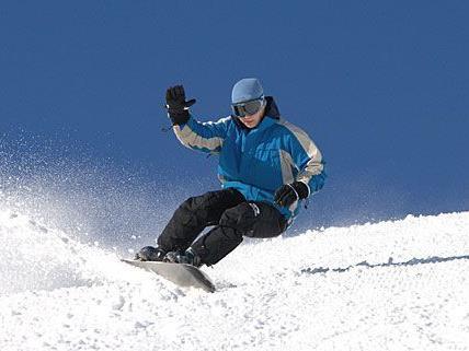 Die drei am Kreischberg verirrten Snowboarder hatten Glück im Unglück