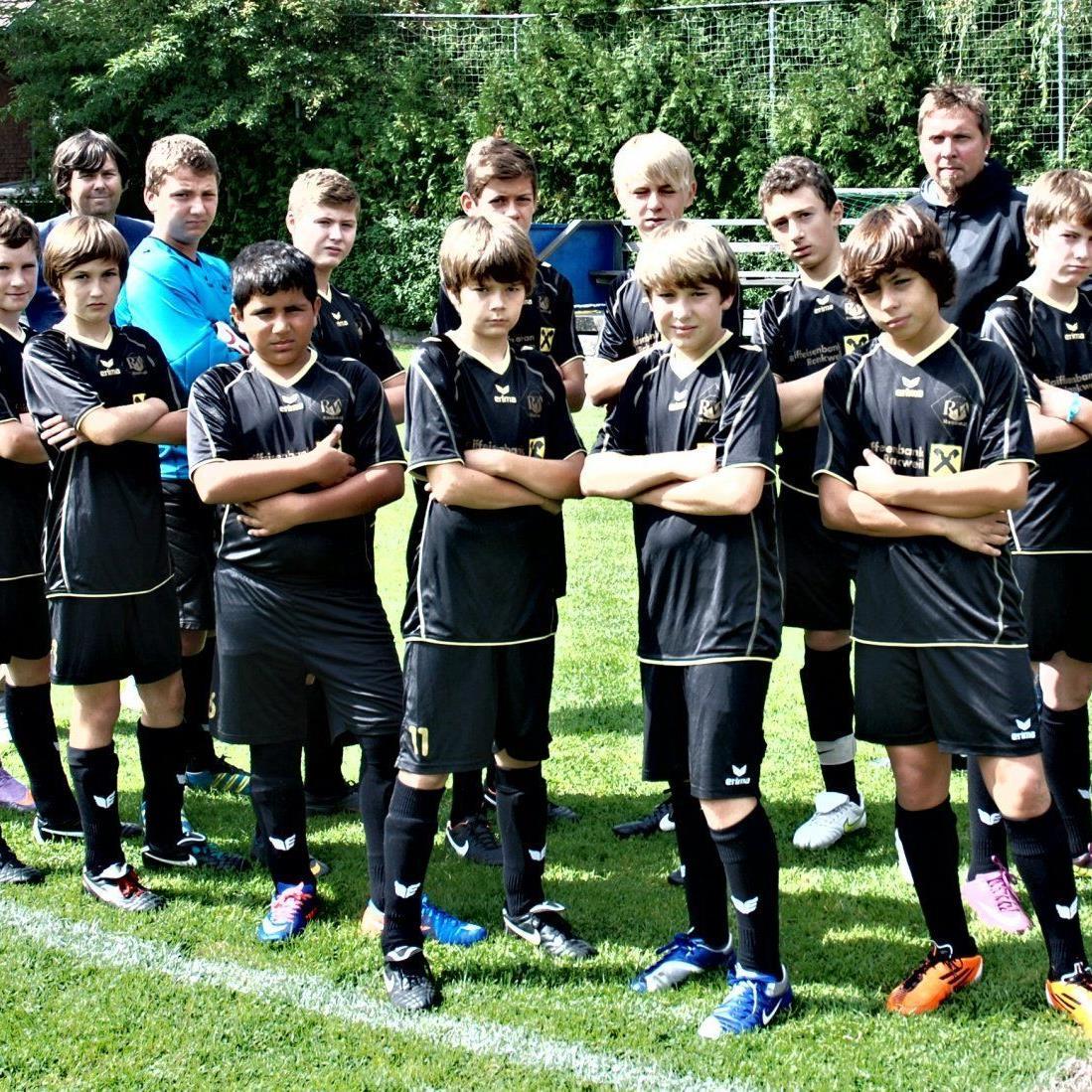 Ohne Punkteverlust gewann Rankweil U-14 die Vorrunde und stieg in die Finalrunde auf.