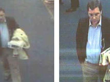 Dieser Mann steht im Verdacht, in Wr Neudorf eine verlorene Geldbörse unterschlagen zu haben