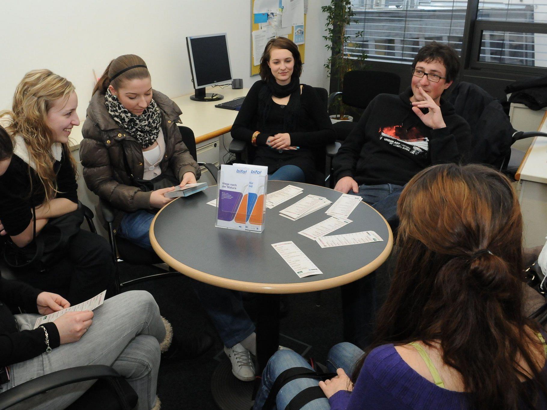 Eventmanager Hannes Hagen gibt sein Wissen an Interessierte weiter