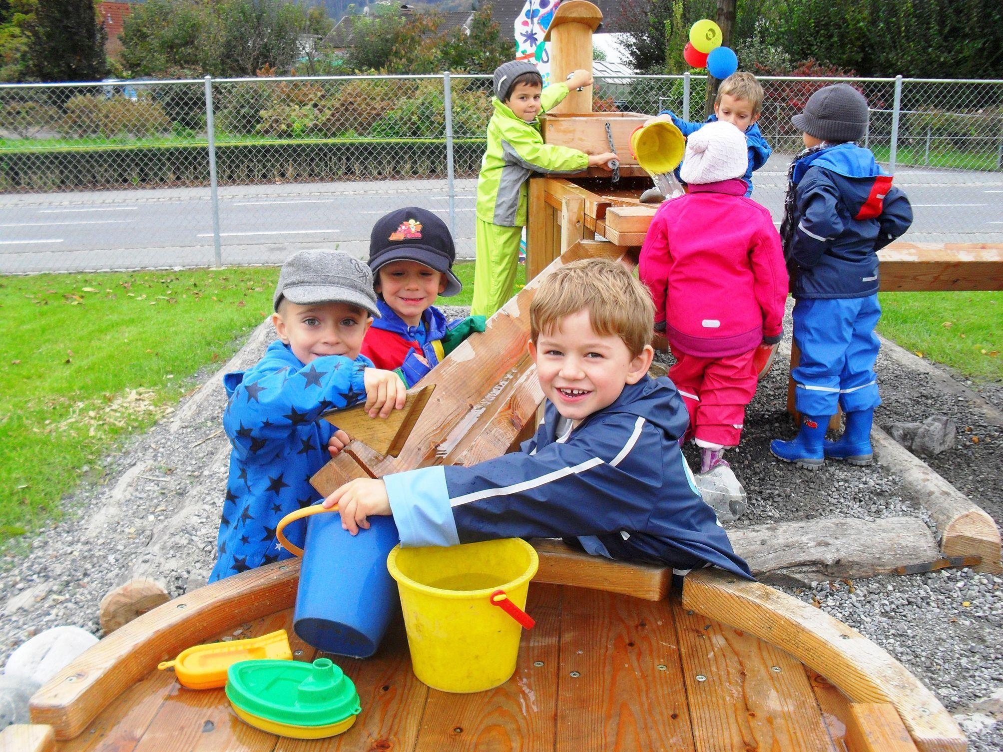 Die Betreuungszeiten in den Höchster Kindergärten passen sich an den Bedarf an.