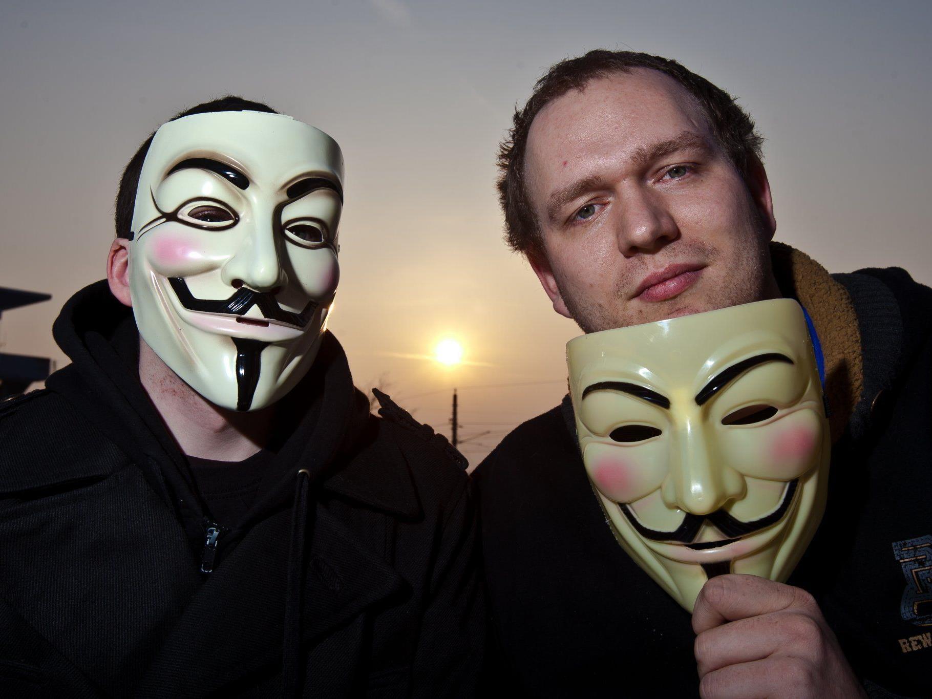 Lustenauer Andreas Drissler tritt für freie Meinungsäußerung ein.