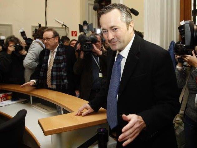"""Will """"Geld zurück""""-Aktion starten: Telekom-Austria-Vorstandsvorsitzender Hannes Ametsreiter."""