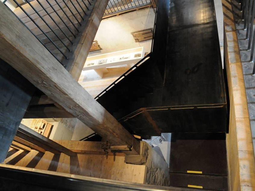 Umbau des alten Tenns in Nenzing erhält Bauherrenpreis 2011.