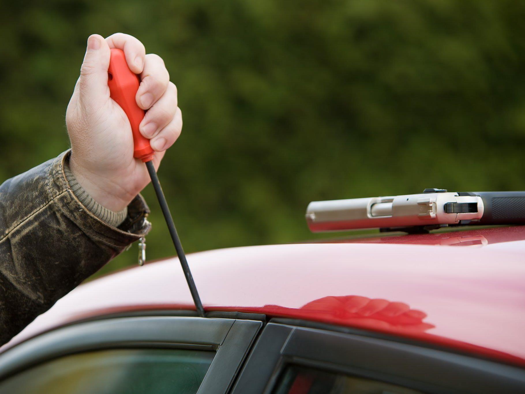28 Mazdas wurden nach Polen verschoben und zerlegt