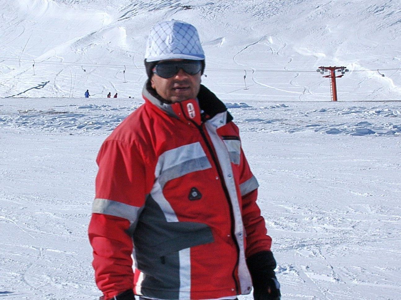 Mehmet Eglenceoglu hat das Skifahren in Anatolien populär gemacht. Am Wochenende wurden 20.000 Besucher im Skigebiet gezählt.