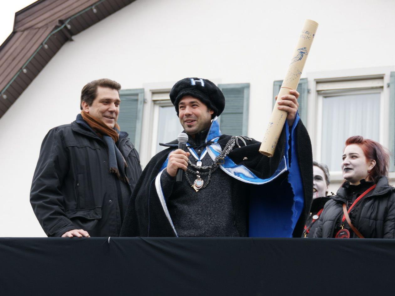 Schock für Harald Köhlmeier: er wurde von den Wealloruscharn entmachtet!
