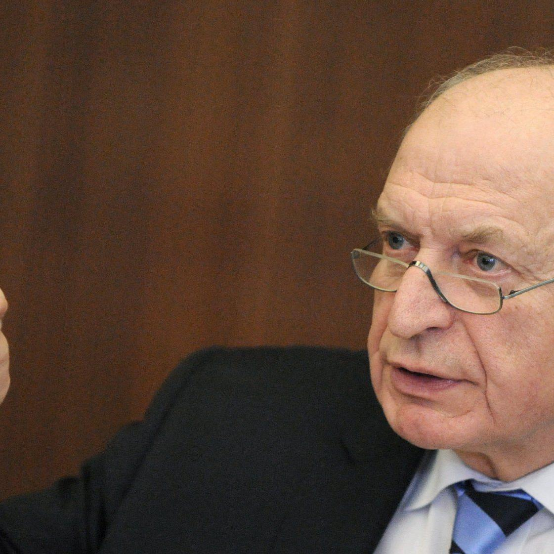 IHS-Chef Bernhard Felderer