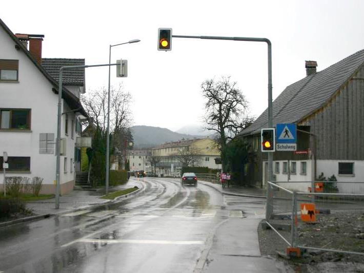 Ampelanlage in Sulz sorgt für Kritik