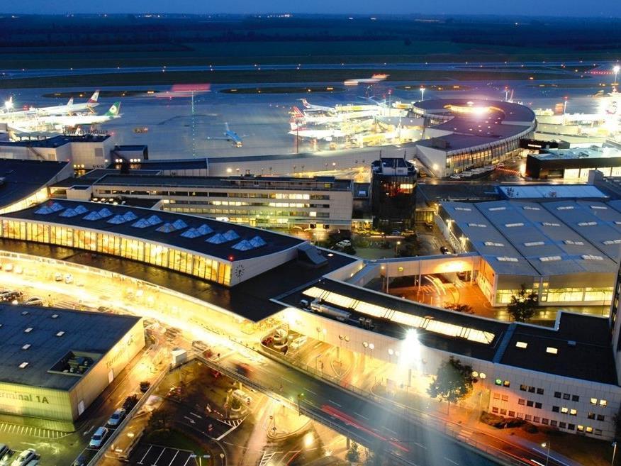 Eine ambivalente Bilanz zum Jänner legte der Flughafen Wien vor