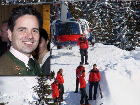 Österreichisches Recht schreibt Ermittlungen nach derartigen Unfällen vor - Florian Moosbrugger (im Bild) zum Unglück einvernommen