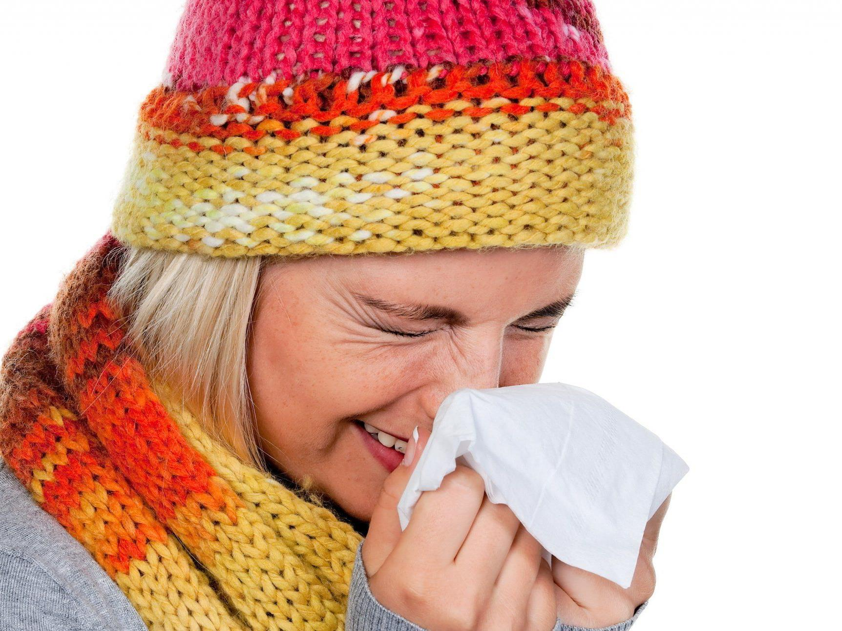 Ländle bleibt von Grippewelle verschont.