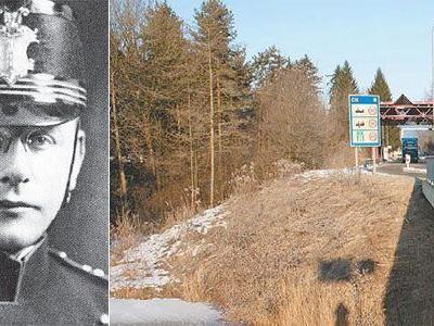 """Die kleine Brücke über den Alten Rhein wird offiziell den Namen """"Paul- Grüninger-Brücke"""" erhalten."""