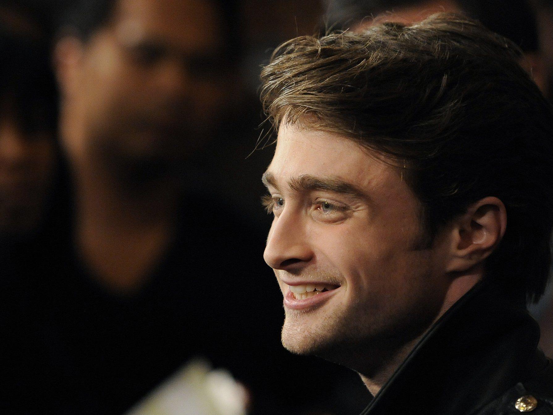 Wurde als Brille tragender Zauberlehrling mit Narbe und Struwwel-Haar berühmt - Daniel Radcliffe.
