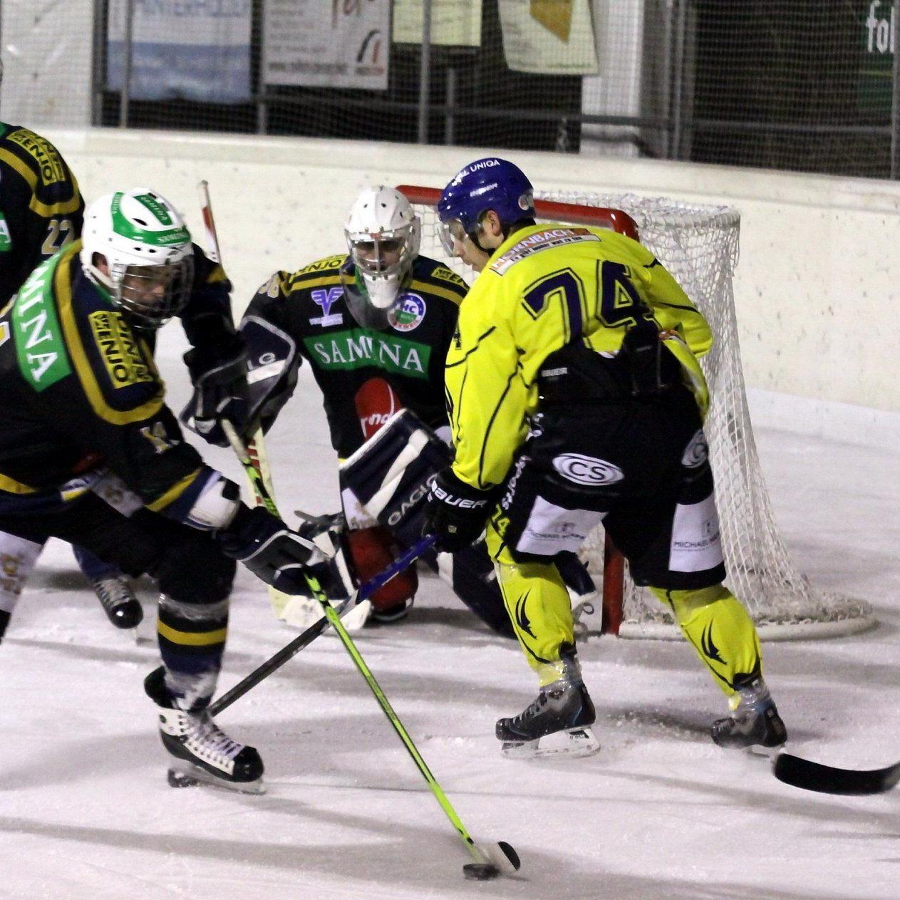 Fünfter Sieg in Serie für HC Samina Rankweil.
