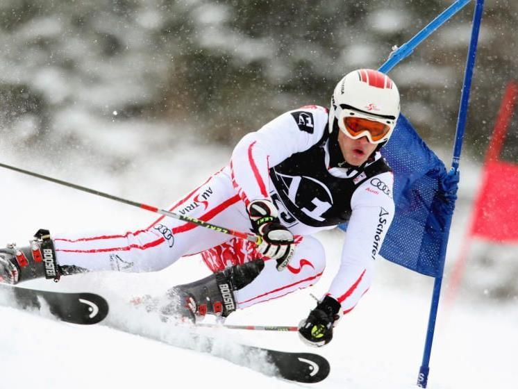 Christian Hirschbühl wurde zweimal Zweiter.