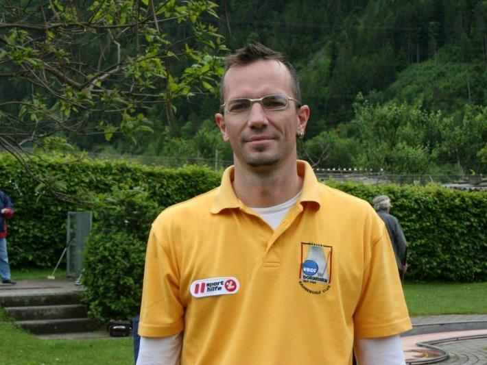 Günter Inmann ist aktuell Dritter in der Weltrangliste und sorgt für Aufsehen.