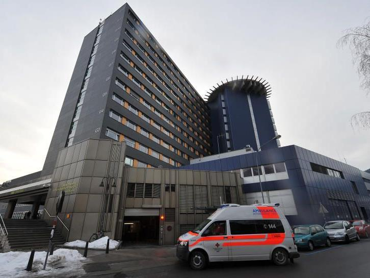 Prinz Friso wird in der Uniklinik Innsbruck behandelt.