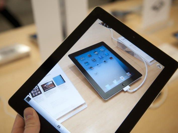 Gehört das iPad2 bald schon der alten Generation an?