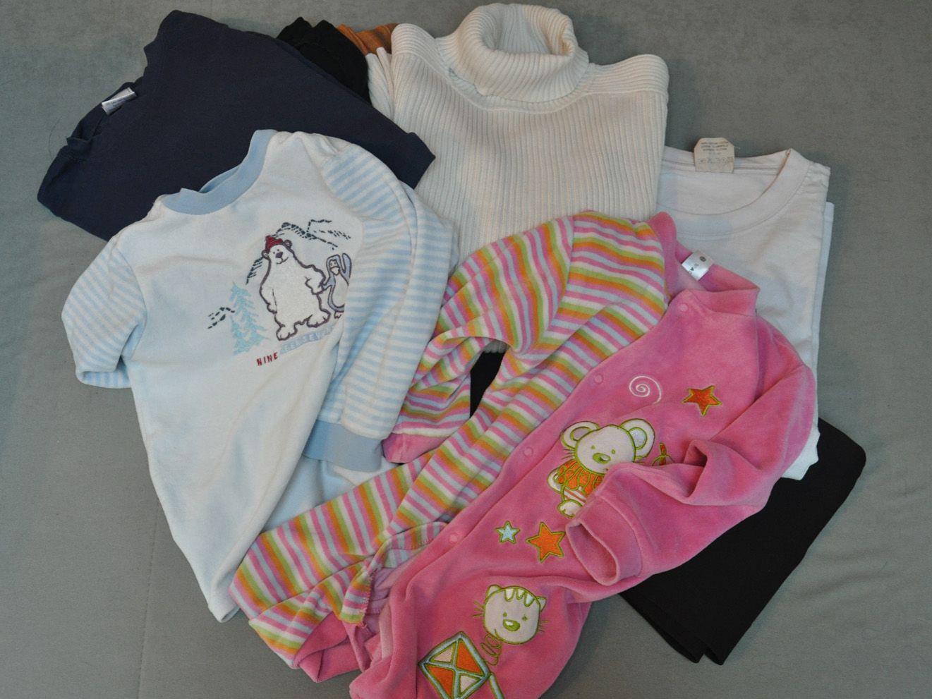 Gut erhaltene Kleidung für Groß und Klein, warme und kalte Witterung (Sibirien) wird gesucht.